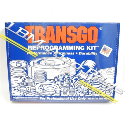 TRANSGO REPROGRAMMING KIT TH400 65-98 HEAVY DUTY