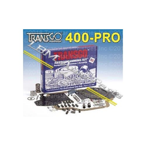 TRANSGO REPROGRAMMING PRO RACE KIT TH400 65-98