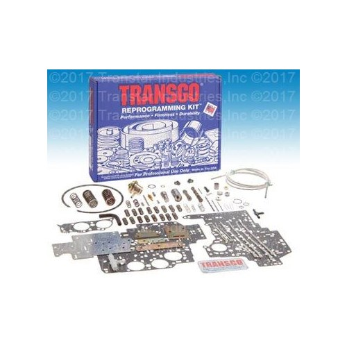 TRANSGO REPROGRAMMING KIT 4L80 4L80E MANUAL SHIFT ONLY 91-up