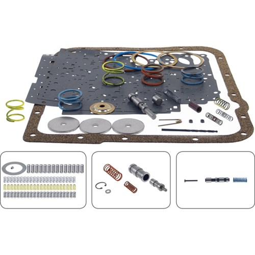 TRANSGO REPROGRAMMING KIT 4L60E HD2